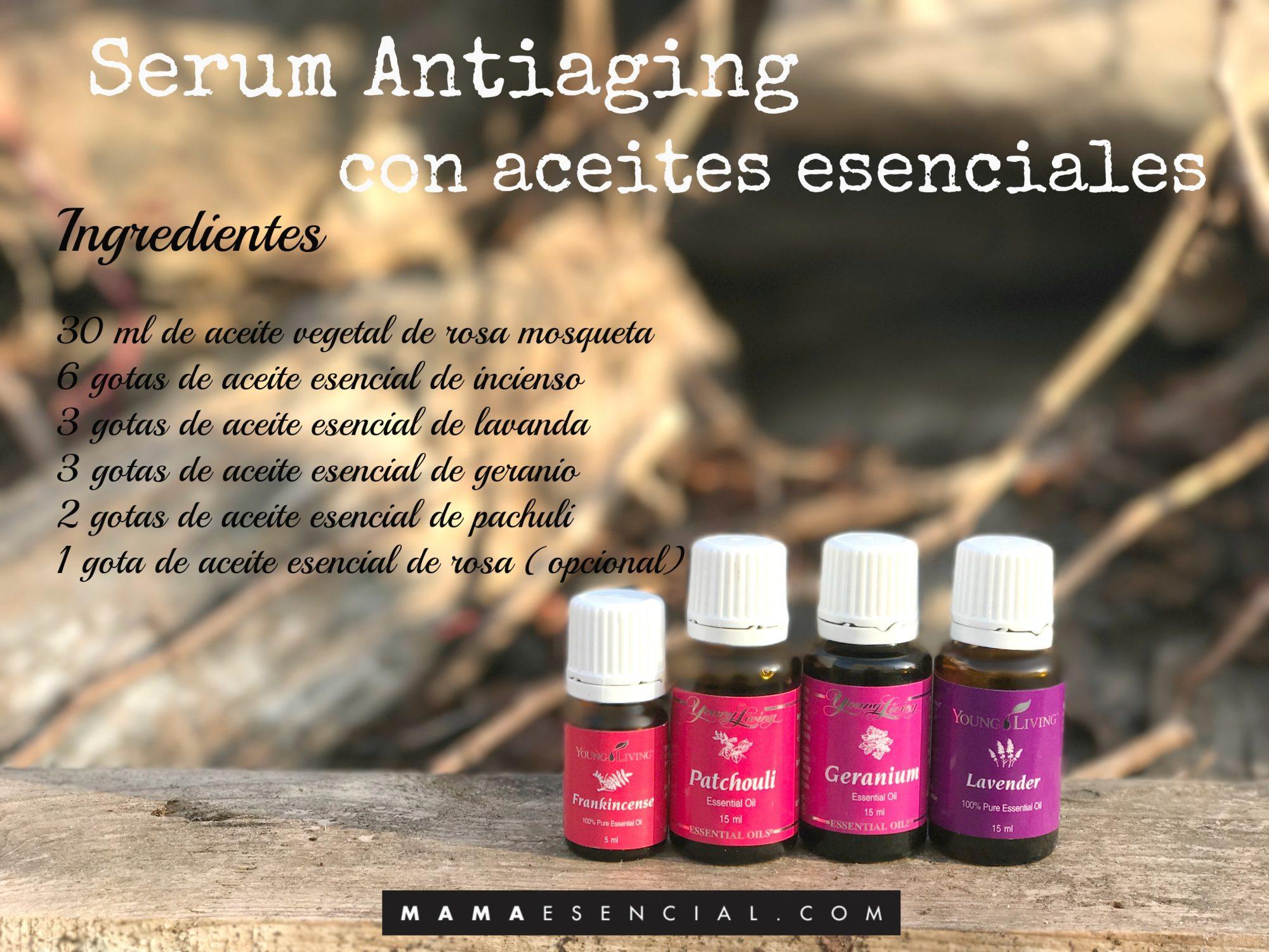 serum antiaging