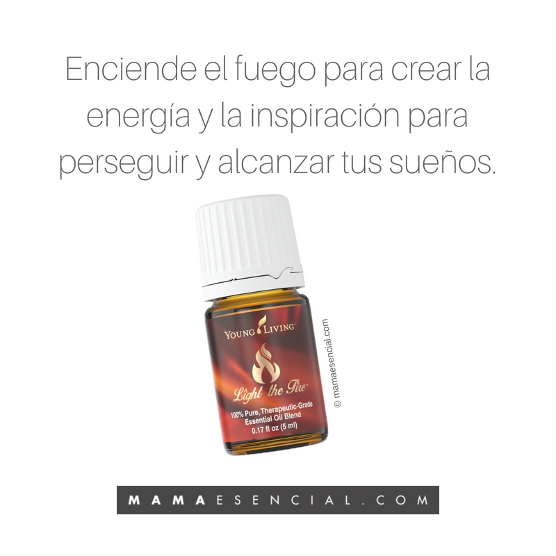 Light the Fire de Young Living