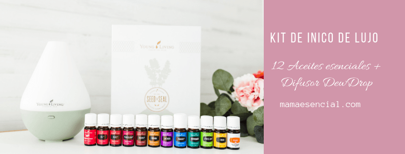 Kit de Inicio de Lujo de Young Living
